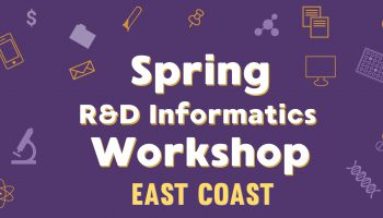 Scilligence Workshop East Coast – April 12, 2019