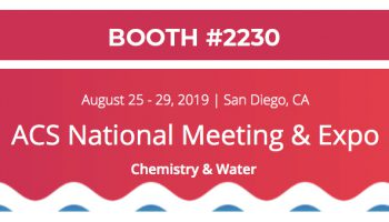 Scilligence at ACS National Meeting and Expo 2019, San Diego – August 25-29, 2019